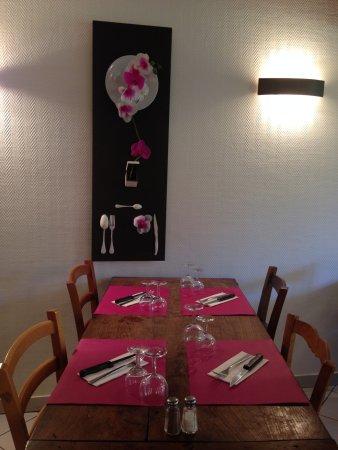 Rhone, France : La déco est sympa