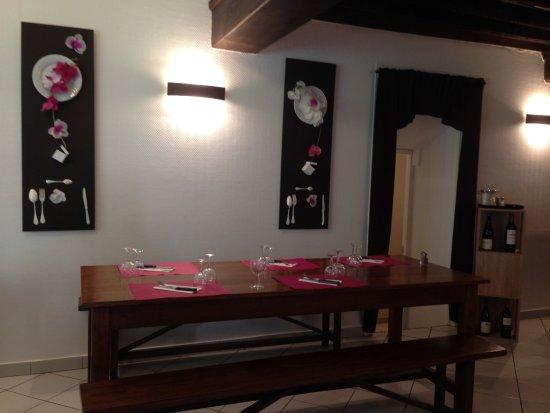 Rhone, Francia: La salle