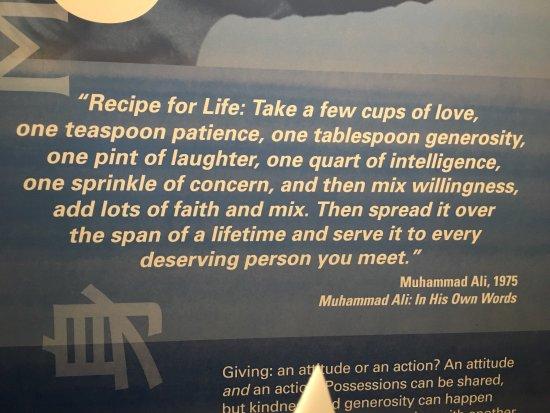 Muhammad Ali Center : photo2.jpg