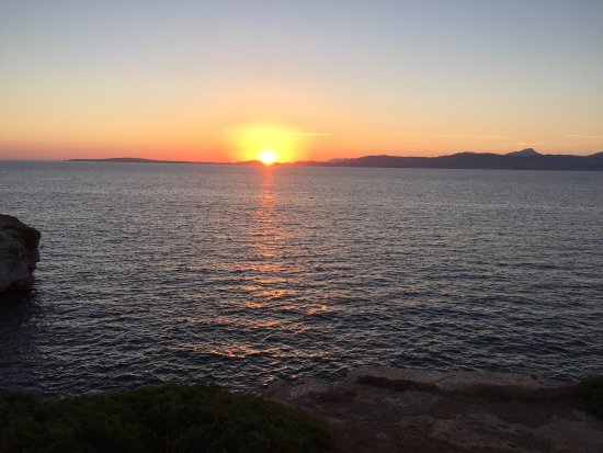 Cala Blava, Spanje: Cap Rocat