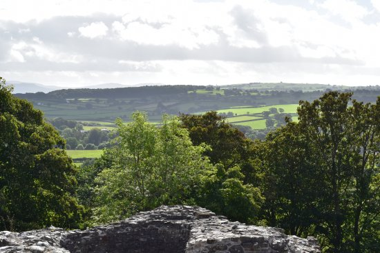 Denbigh, UK: View 3 from Castle