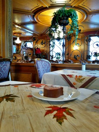 Bad Ragaz, Suiza: Café Huber