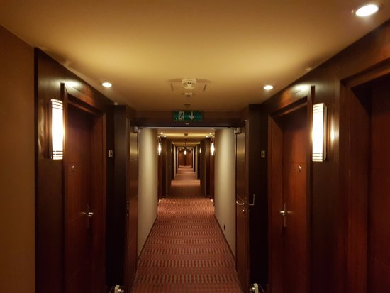 Sheraton Poznan Hotel: Hall