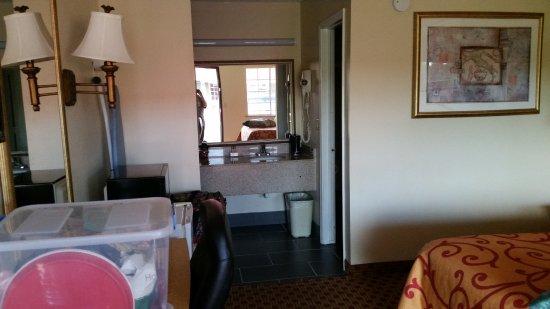 Fayetteville, Арканзас: Inside room