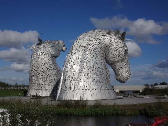 Falkirk, UK: The two of them