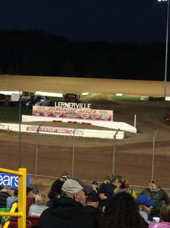 Sarver, PA: Lernerville track