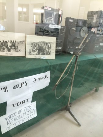 Mek'ele, Αιθιοπία: Exhibition