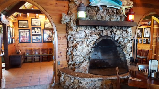 Jensen Beach, FL: Fireplace