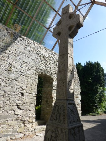 County Kildare, Irlanda: Moone High Cross