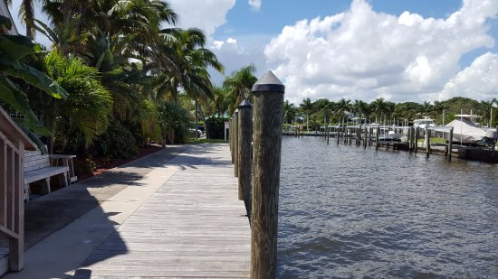 Jensen Beach, Floride : Dock
