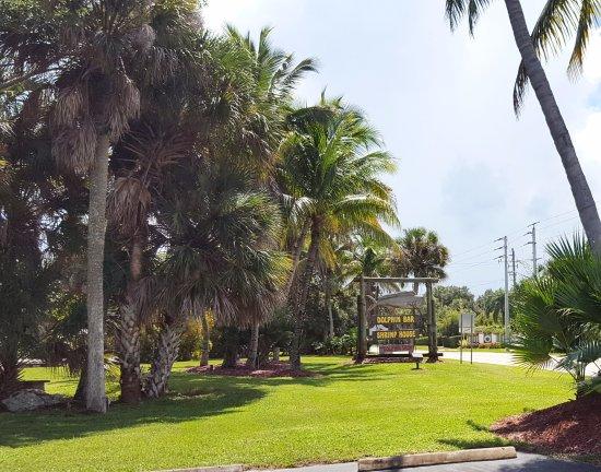 Jensen Beach, Flórida: Signage