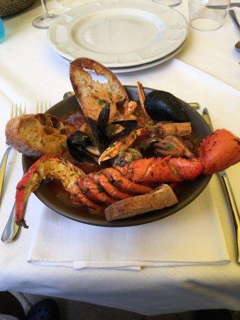 Furci Siculo, Ιταλία: Not presented in menu. A specially prepared.