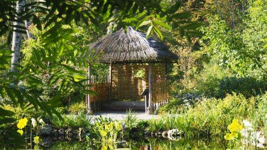 Chaumont-sur-Loire, Frankreich: Jardin du Hualu .