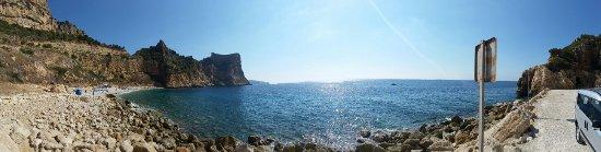 Benitachell, Spania: Cala del Moraig