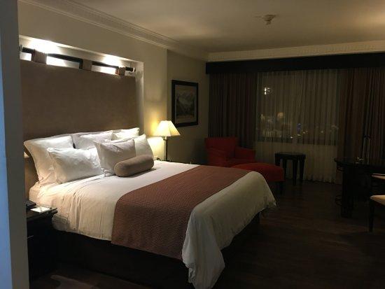 Grand Tikal Futura Hotel: Hermosa y limpia habitacion