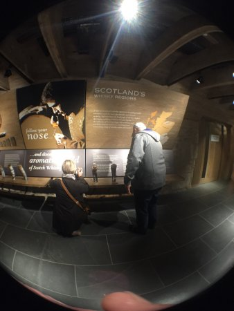 Kingsbarns, UK: Great tour. Knowledgeable guide Ruby.