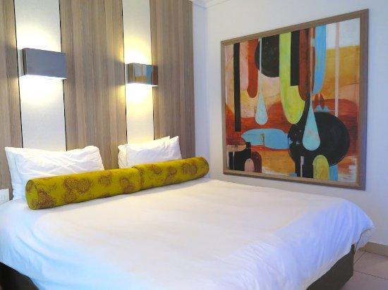 Cabanas, Sun City: Newly renovated look