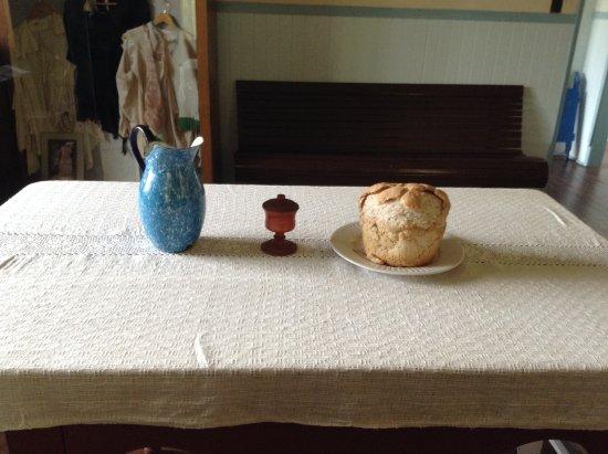 Castlegar, Канада: Bread, Salt and Water