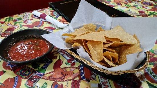 Ashburn, VA: Chips and Salsa