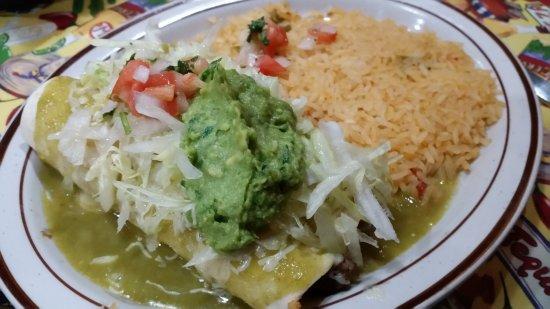 Ashburn, VA: Burrito de Carne Asada