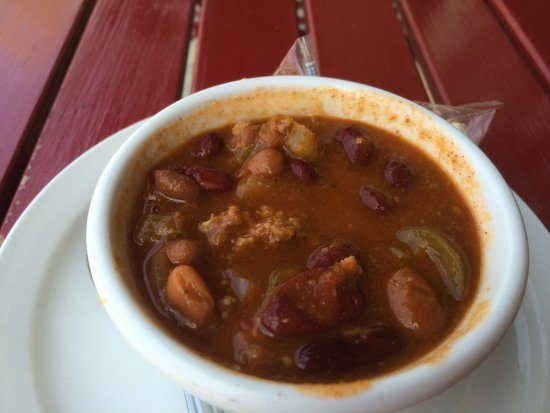 McHenry, IL: Awesome Chili