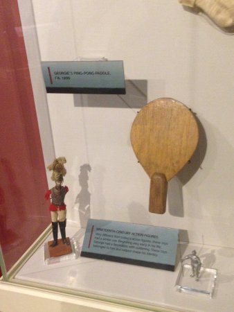 Fort Knox, KY : Gen. Patton's pingpong paddle