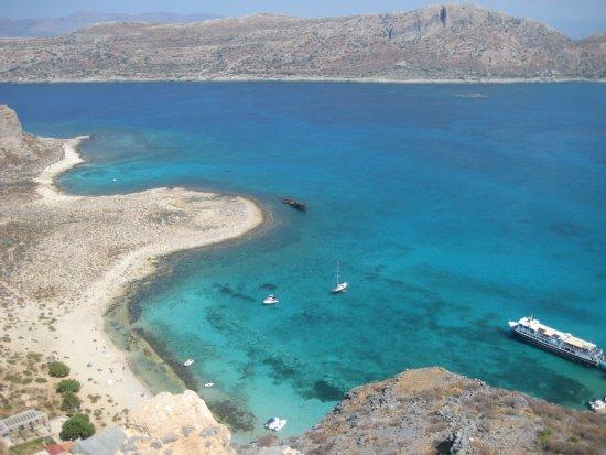 Balos Beach and Lagoon: Бухта Балос
