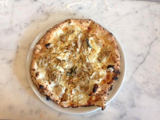 Franklin Square, نيويورك: Pizza Porchetta 