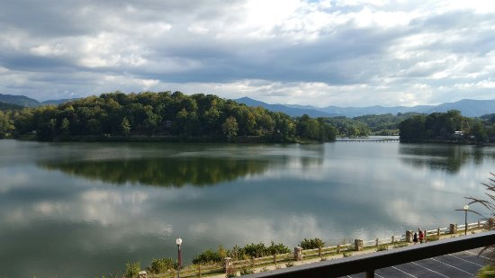Lake Junaluska, Carolina del Norte: 20160921_173143_large.jpg