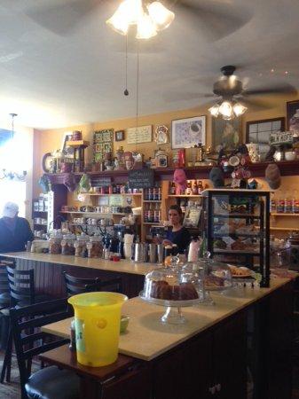 Mama D's Cafe Mercantile: Intérieur