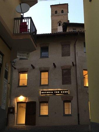 Serralunga d'Alba, Italië: Osteria Tre Case
