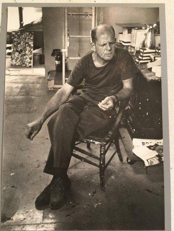 East Hampton, NY: Jack Pollock