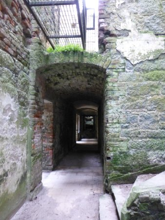 Carlow, Irlande : Lots of interesting passages