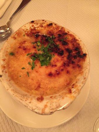 Balthazar: Луковый суп
