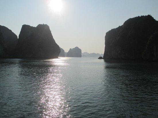 Tuan Chau Island, Vietnam: views for days