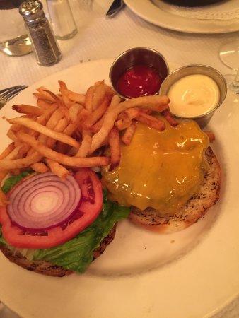 Balthazar: Чизбургер