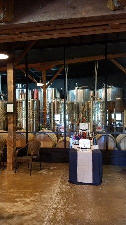 เวสต์ฟีลด์, นิวยอร์ก: wine making