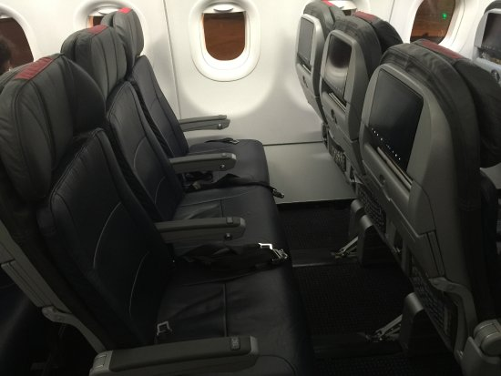Row 13 Seats A B C Main Cabin Extra Picture Of American