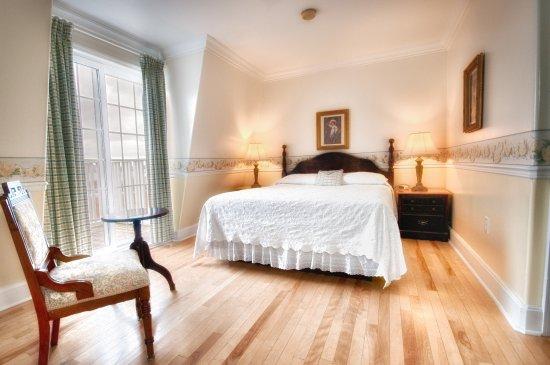 Baddeck, Καναδάς: Room 17 or 19 Main Lodge