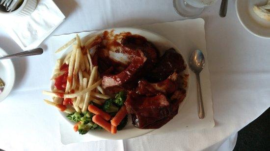 Lazy H Ranch: Pork Rib Saturday Evening Special