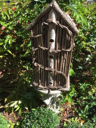 Mason, NH: Bird house on the property can also be purchased at gift store