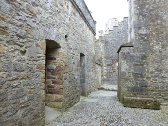 County Tipperary, Ireland: Within the castle