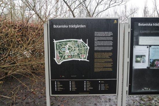 Lund, Sweden: Botaniska Tradgarden