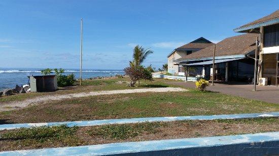 Balcony - Picture of Menen Hotel, Nauru - Tripadvisor