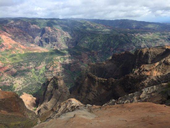 Kekaha, HI: Waimea Canyon