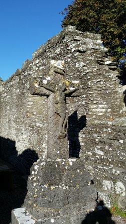 County Louth, Irland: Christian Cross