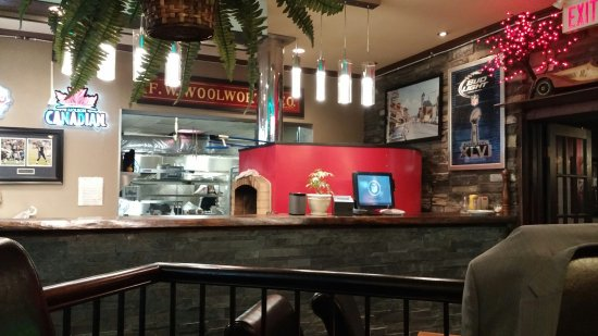 Woodstock, Canadá: Wood Fired Pizza Oven