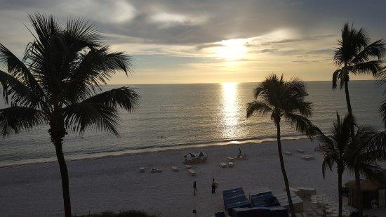 Bel hôtel de plage