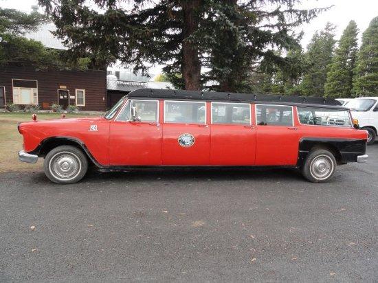 East Glacier Park, MT: historic Glacier Park Transportation