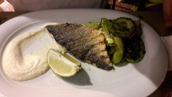 Thessaloniki Region, Grecia: pesce